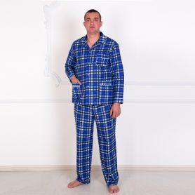 a690e715898b Мужскую фланелевую пижаму купить в Санкт-Петербурге - Магазин «Неглиже»